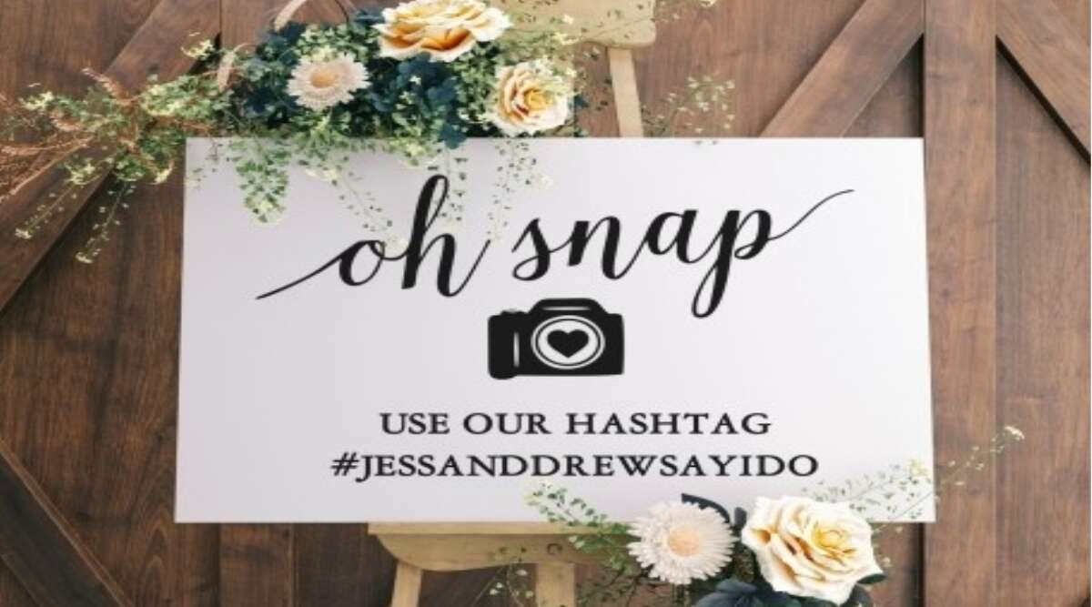 Outstanding Techniques For Creating Wedding Hastags